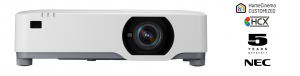 NEC PE455UL - Home Cinema Customized WUXGA, LASER, 4500lm