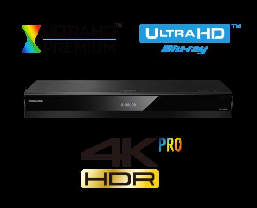 Panasonic DP-UB820 UHD Blu-Ray od ręki wysyłka 24h