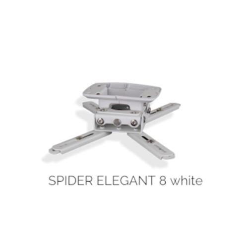 Suprema Spider Elegant 8 uchwyt do projektora biały