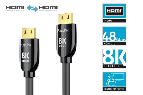 PureLink ProSpeed PS3010-005 - kabel HDMI 8K 48Gbps 0,5m